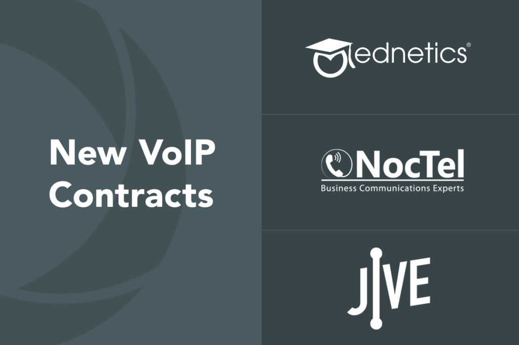 VoIP services are now available on the OETC store.