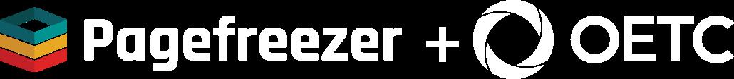 Logos (OETC + PageFreezer)