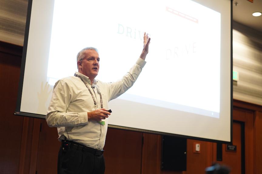 Kirk Kelly Summit workshop