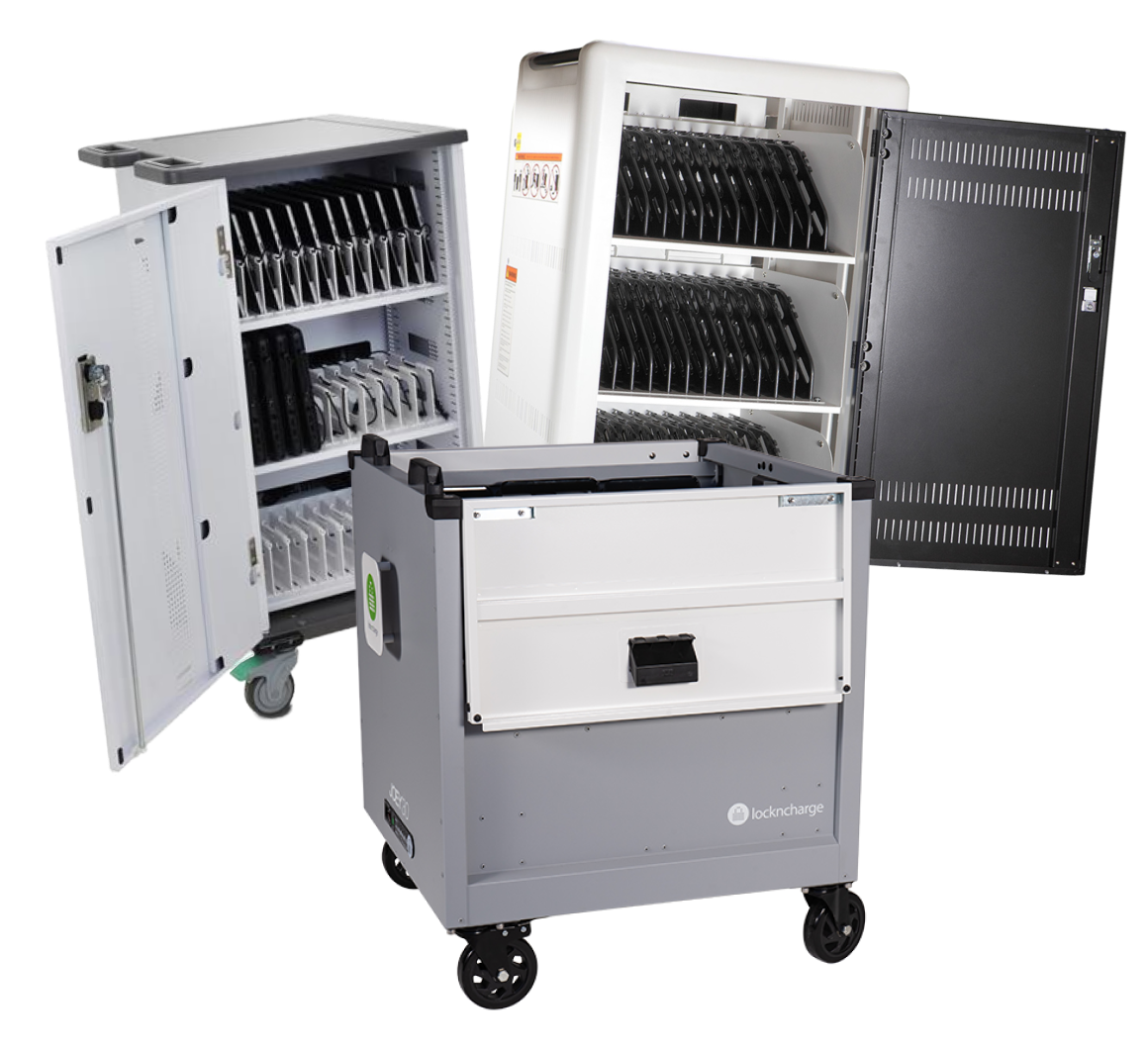 Educational carts with OETC