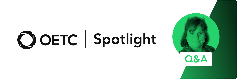 Tricia George Spotlight Q&A