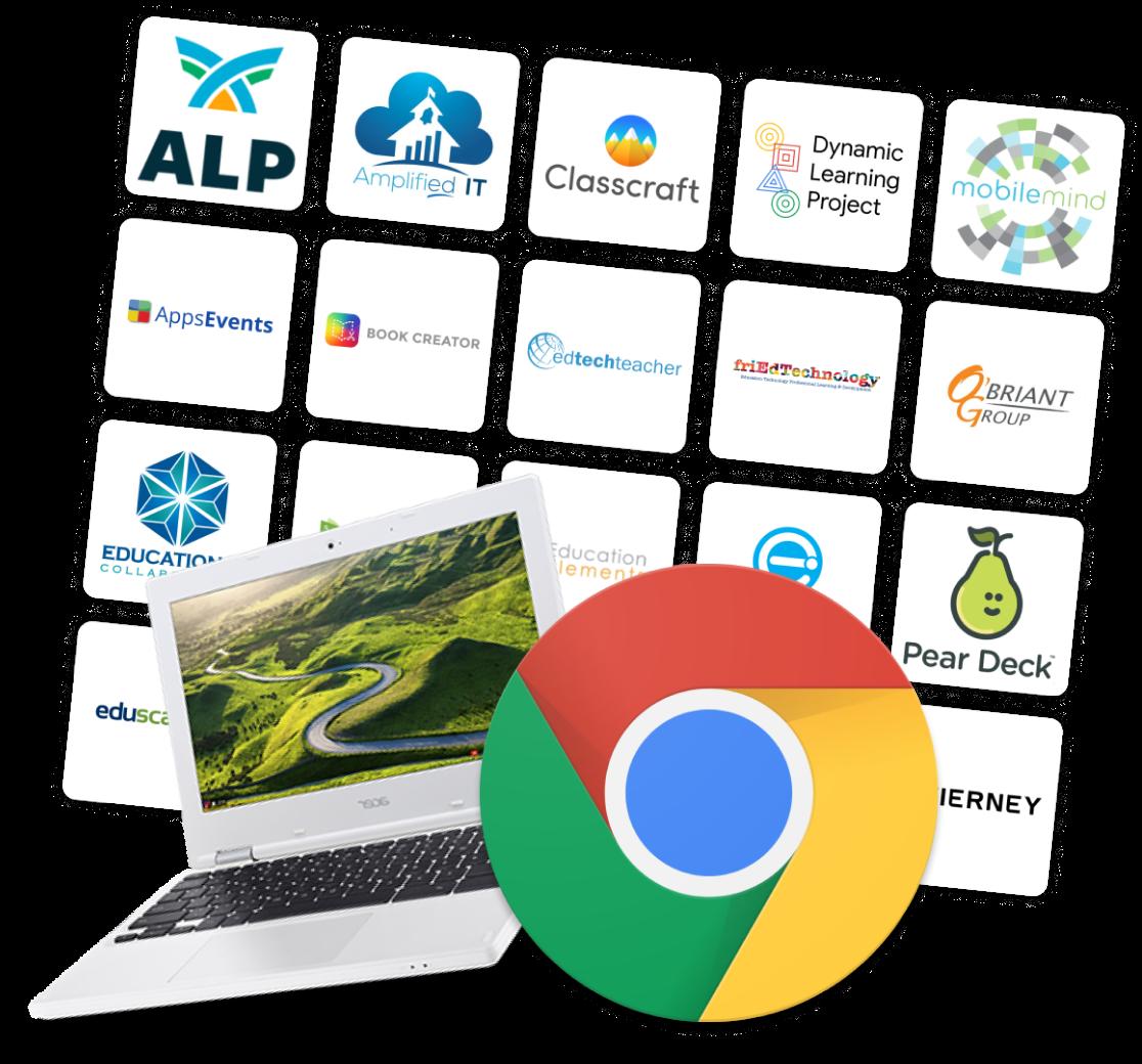 Chromebook services through OETC