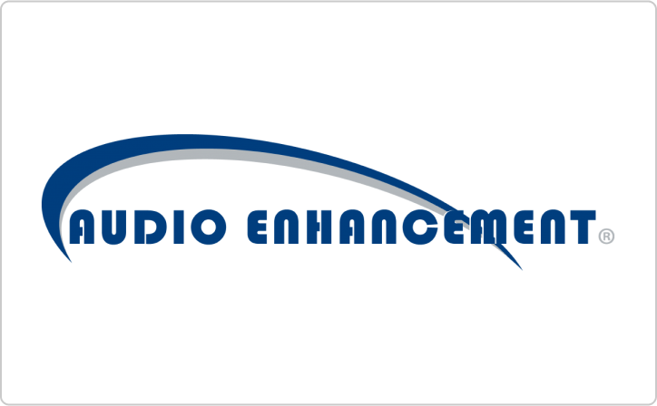 Audio Enhancement classroom audio offerings