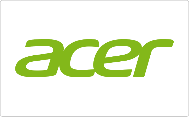 Acer computers with OETC
