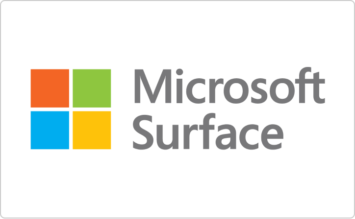 Microsoft Surface with OETC
