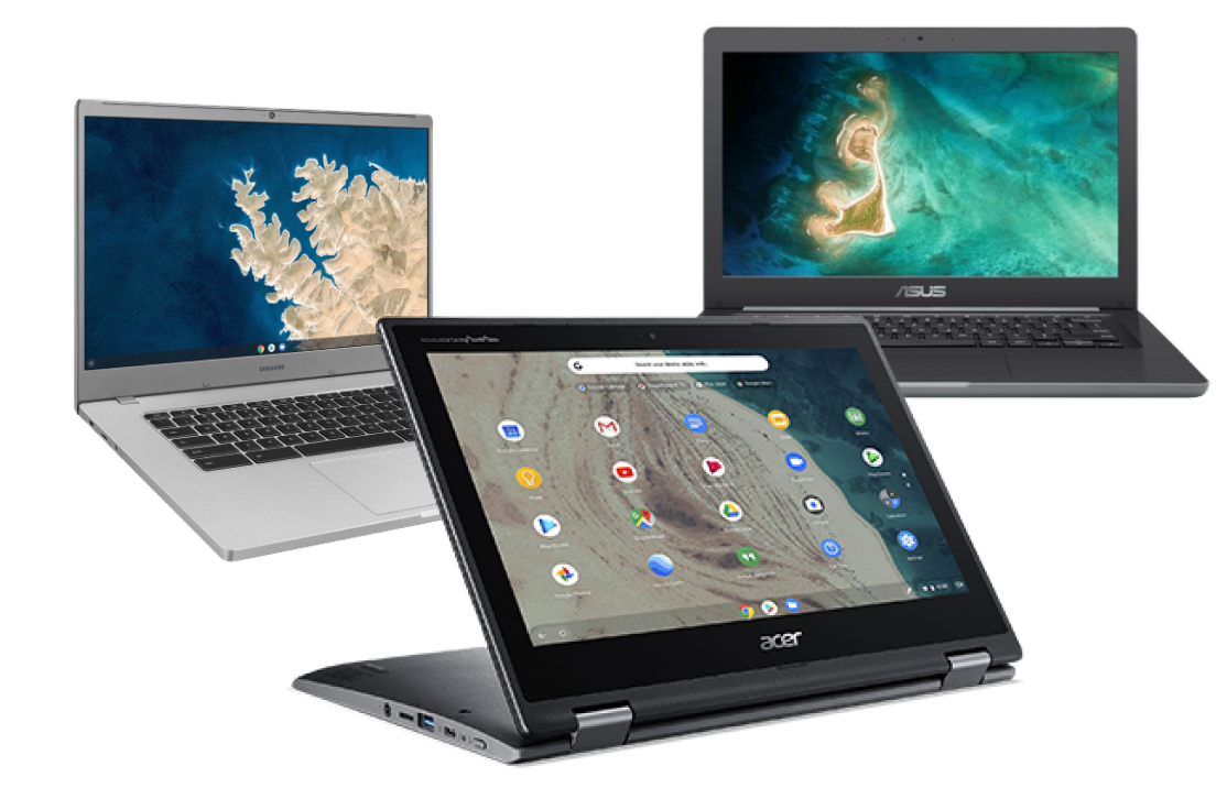 Chromebooks OETC