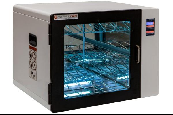 UV sanitation cabinets