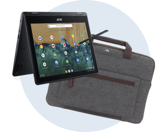 Chromebooks and take-home devices