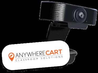 AnywhereCart webcams