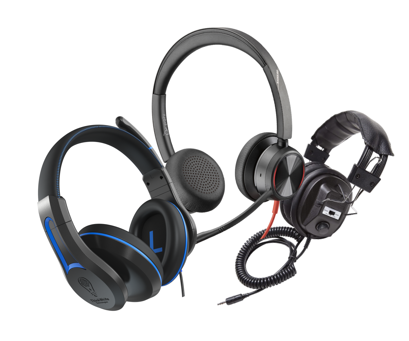 Headsets for students and staff