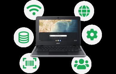 Chromebook services
