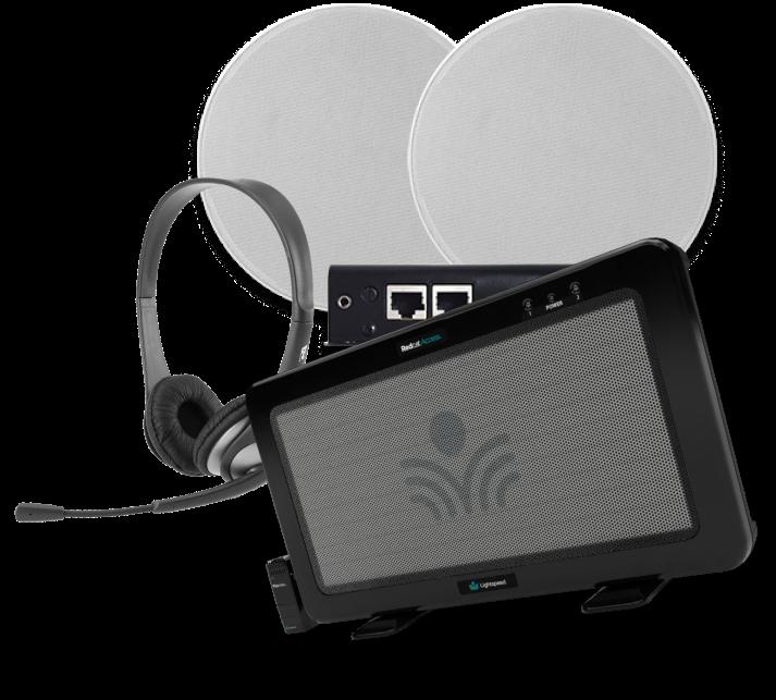 Classroom audio with OETC